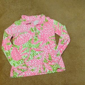 Lilly Pulitzer Popover NWOT